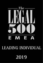 The Legal 500 EMEA ranks Christian Marth as Leading Individual in Real Estate and recommends him for Construction