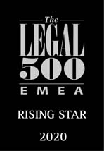The Legal 500 EMEA recommends Nina Sterzl as Rising Star in Commercial Litigation